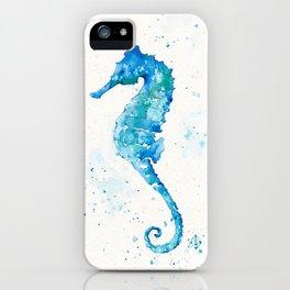 Sailing Along (Seahorse) iPhone Case