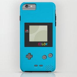 Game Boy Color  iPhone Case