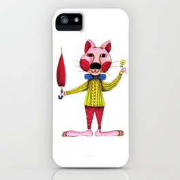 Let's Party - Jackie iPhone Case