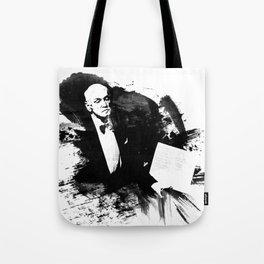 Sviatoslav Richter Tote Bag