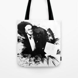 Sviatoslav Richter Tote Bag