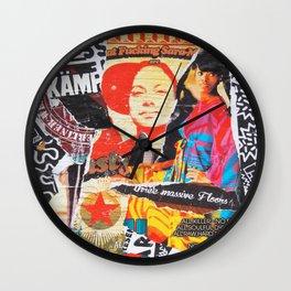 Boogaloo Wall Clock