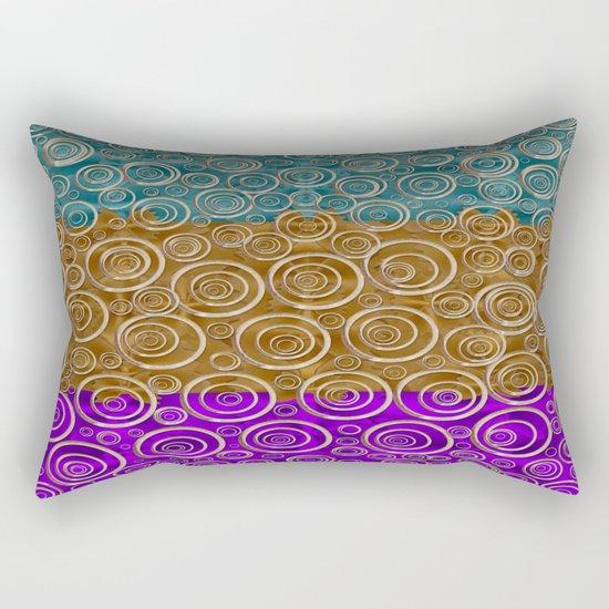 The Bohemian,Starry Night Rectangular Pillow