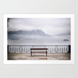 Bellagio, Italy Art Print