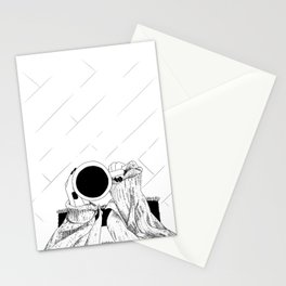 Do you want some coffee? Stationery Cards