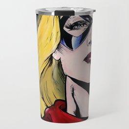 Carol Danvers Travel Mug