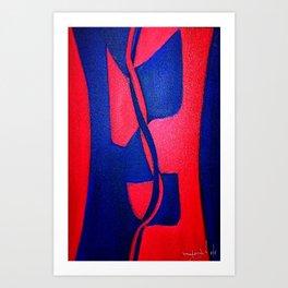 Mix Art Print