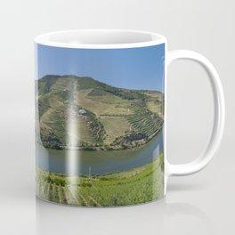 Douro Valley vineyards Coffee Mug