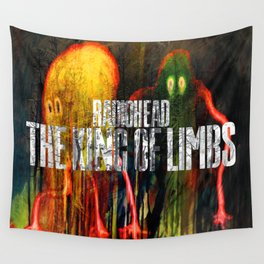 The King of Limbs Wall Tapestry