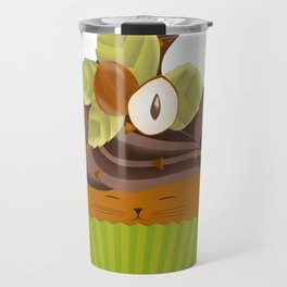 Hazelnut Cuppycat Travel Mug