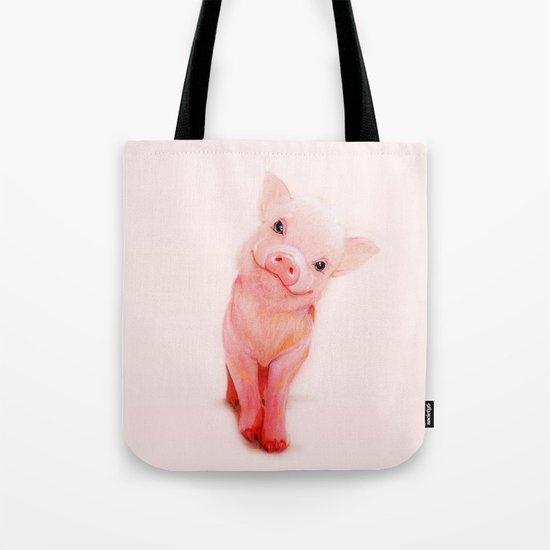 Mr. Piglet Tote Bag