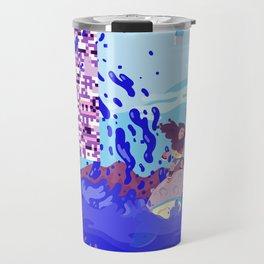 Tiny Worlds - Cinnabar Island Travel Mug