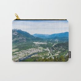 Squamish, BC. Carry-All Pouch