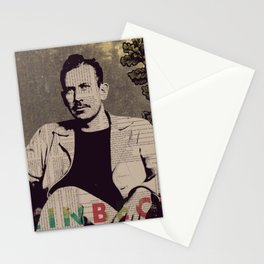 Steinbeck Stationery Cards