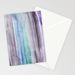 1  | 190907 | Watercolor Abstract Painting Stationery Cards