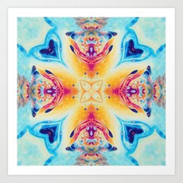Moroccan Two Art Print