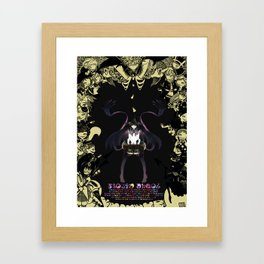 A Pitiful Promise Framed Art Print