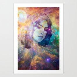 Deity Alt Art Print