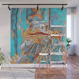 AnimalMix_Iguana_005_by_JAMColors Wall Mural