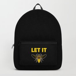 Let It Bee. - Gift Backpack