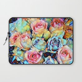 For Love of Roses Laptop Sleeve