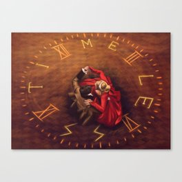 We Are Timeless Canvas Print
