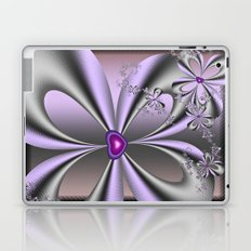 Hearts and Flowers Laptop & iPad Skin