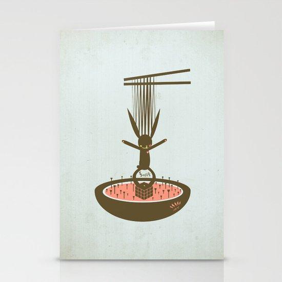 사춘기: 토끼누들 [PUBERTY: TOKKI NOODLE] Stationery Cards