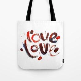 LoveLove Tote Bag