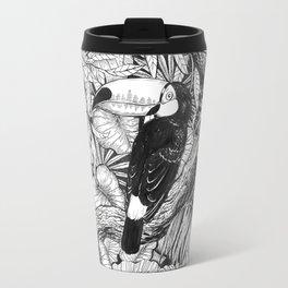 Toucan tropical garden Travel Mug