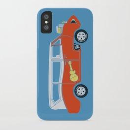 The  Monkeemobile Van iPhone Case