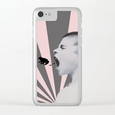 SINGING FROGS © Clear iPhone Case