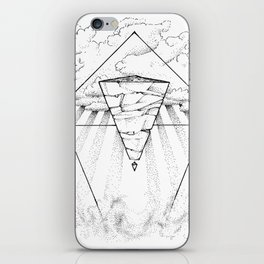 Water Dizziness iPhone Skin
