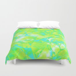 Grunge Art Floral Abstract G170 Duvet Cover