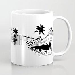 Phoenix Skyline Coffee Mug
