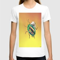 beetle T-shirts featuring Beetle by Ganech joe