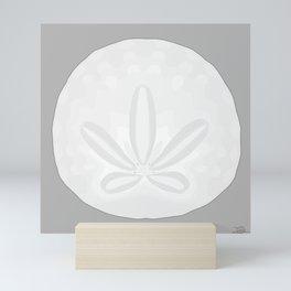 Humboldt Sand Dollar Mini Art Print