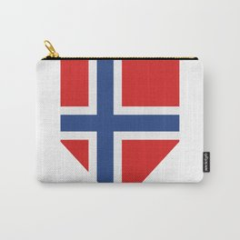 Norway flag Carry-All Pouch