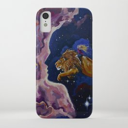 Lily the Lionhearted iPhone Case