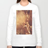 golden Long Sleeve T-shirts featuring Golden by Nina's clicks