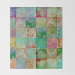 Paintbox Throw Blanket