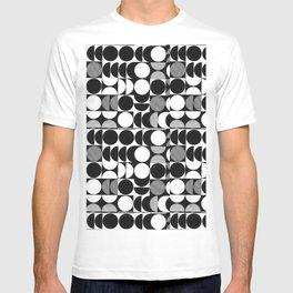 pattern motif 7 T-shirt