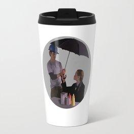 Rory, Jess & the Umbrella Travel Mug