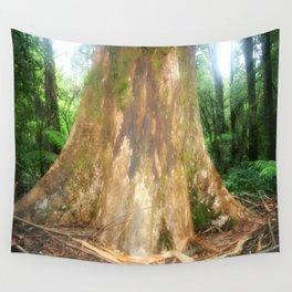 "Mountain Ash Tree (Aka ""The Big Boy"") Wall Tapestry"