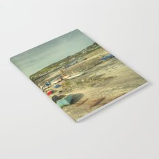 Coverack Harbour Notebook