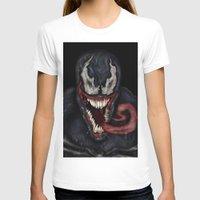 venom T-shirts featuring venom by Fila Venom Art