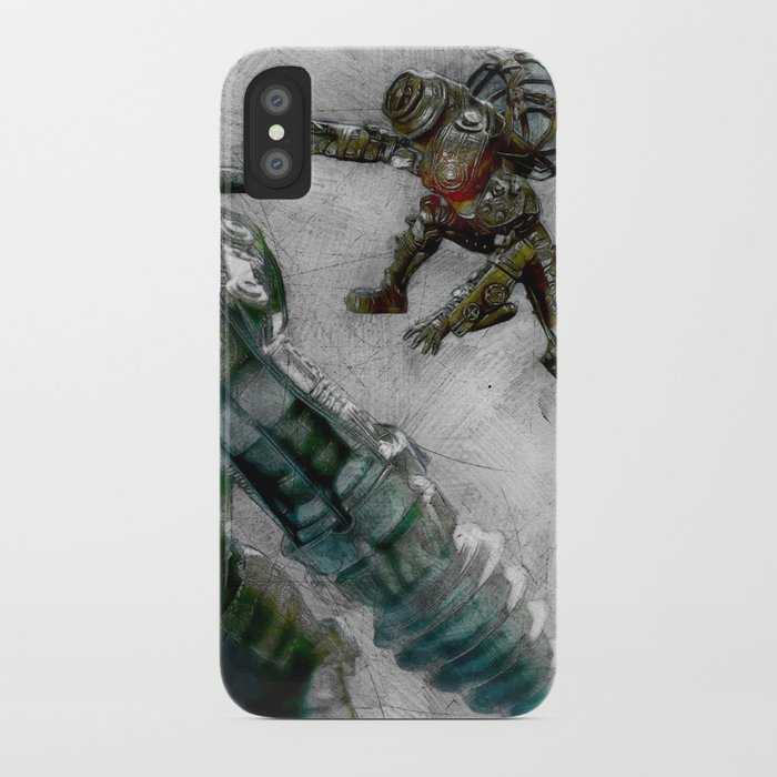 BioShock 4 iPhone Case