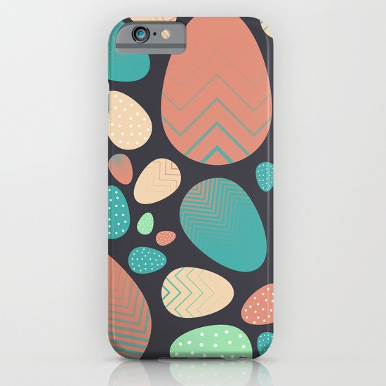 Easter Eggs iPhone & iPod Case