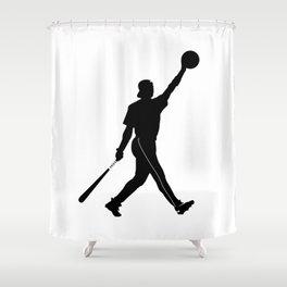 #TheJumpmanSeries, Ken Griffey Jr. Shower Curtain