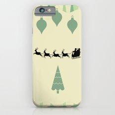 Retro Christmas iPhone 6s Slim Case